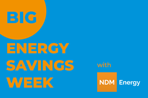 Big Energy Savings Week with NDM Energy